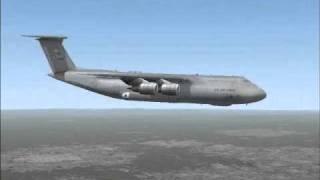 vip flights episode 1 of 4 c 5 kadw kbos af1 advance team