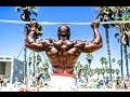 Kali Muscle - BACK WORKOUT (Las Vegas)