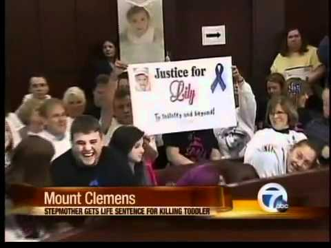 Girl's step-mother sentenced to life