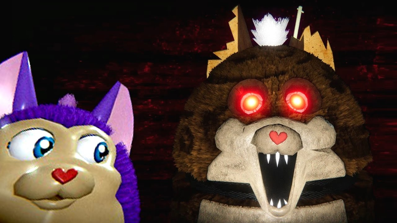 scary furby tattletail part 1 youtube