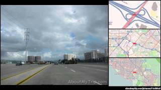 San Diego Freeway (West Side, Dominguez, Los Cerritos Area, Wrigley, Long Beach, CA) to Siglo (...)