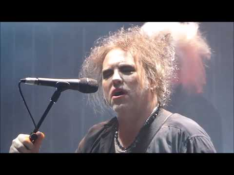 The Cure - KYOTO SONG (Live MultiCam HD @ Madison Square Garden 2016)