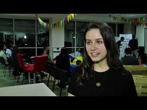 Телеканал Лтава: «Тусовка Українських Поетів та Кліматичних активістів»відбулася в Полтаві