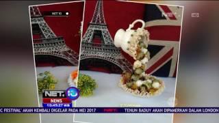 Talk Show Kreasi Unik Cangkir Melayang - NET10