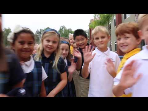First Day of Newport Christian School 2016