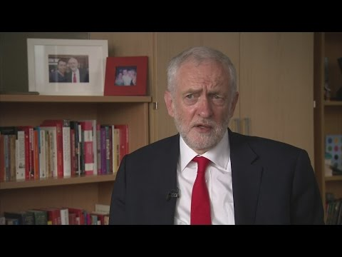 """General Election 2017: Corbyn says Conservatives have """"lost"""" and May should resign"""