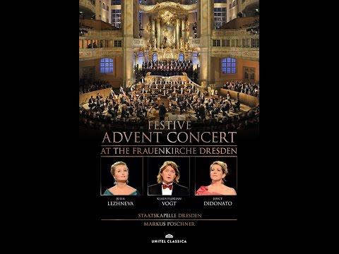 Festliches Adventskonzert aus der Dresdner Frauenkirche (2013) HD