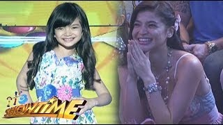 MiniME of Anne Curtis sings