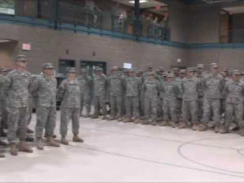 Gov. John Hoeven Thanks South Dakota National Guard