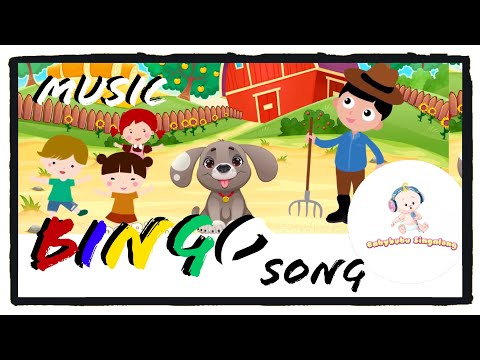 Bingo Song Instrumental 2019 [Easy Listening] - Music Only Nursery Rhymes For Kids