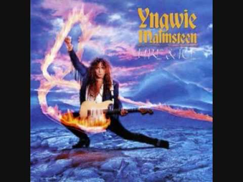 Cry no more -  Yngwie Malmsteen (Fire and Ice)