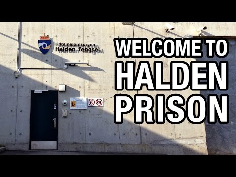 Halden Prison Inmate Induction Process