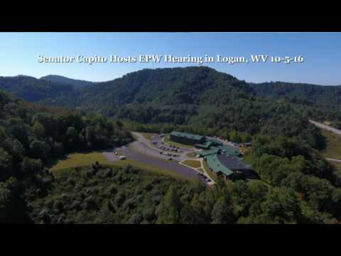 Senator Capito Hosts EPW Hearing in Logan, WV