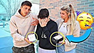 Surprising A Kid Who Gets Bullied With Airpods Pro And iPhone 11