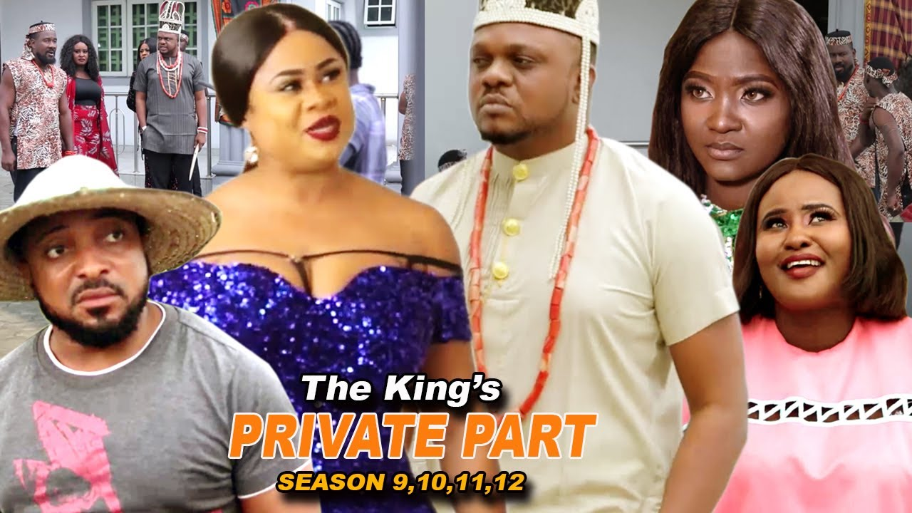 Download THE KING'S PRIVATE FINAL SEASONS 9,10,11&12 - 2021 Latest Nigerian Movies