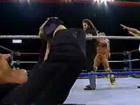 Ultimate Warrior vs The Undertaker SummerSlam 1991 (Part 1 ...