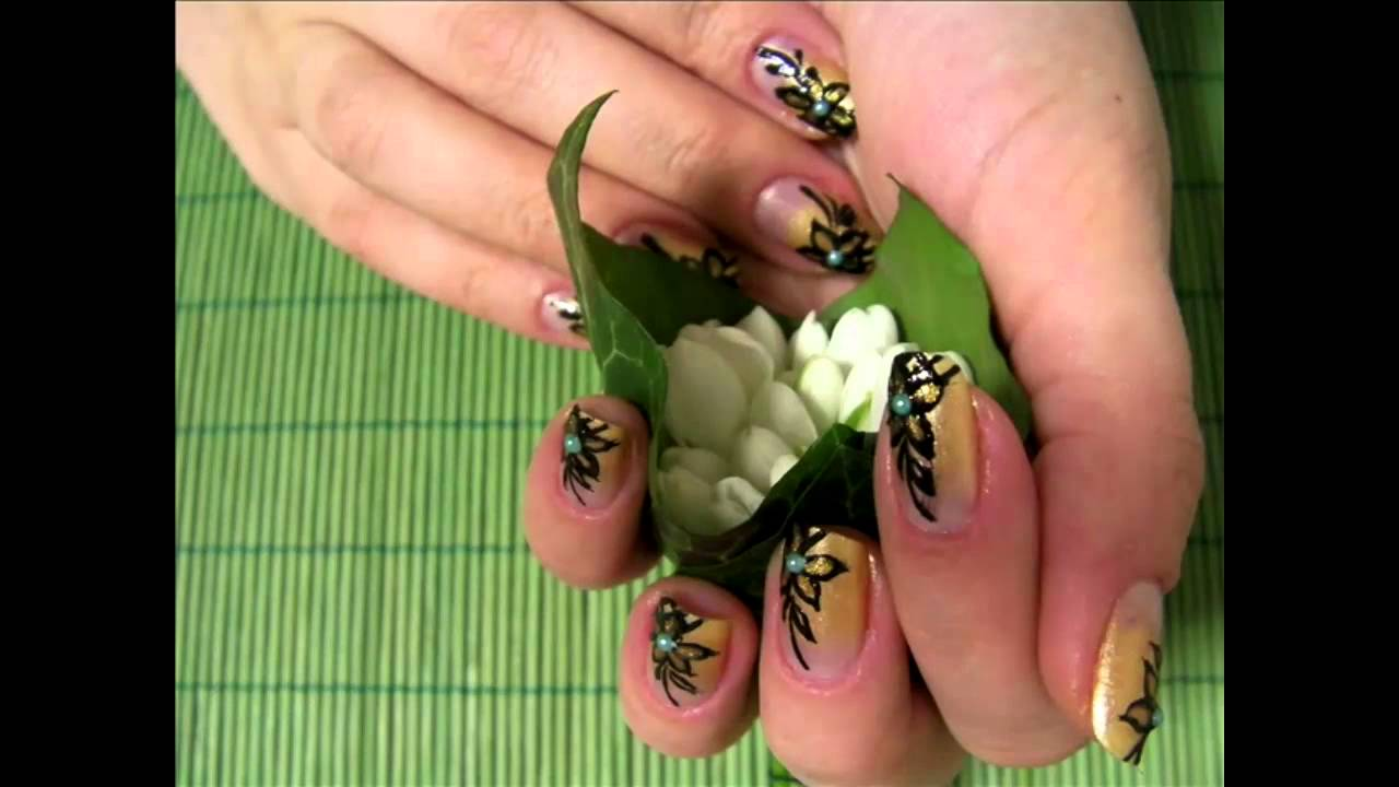 Best Nail Art Collection Finger Toe Nails 2011 Youtube