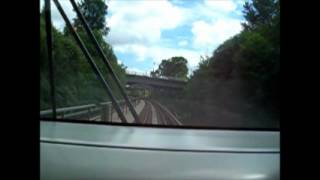 My Train Ride in Vancouver