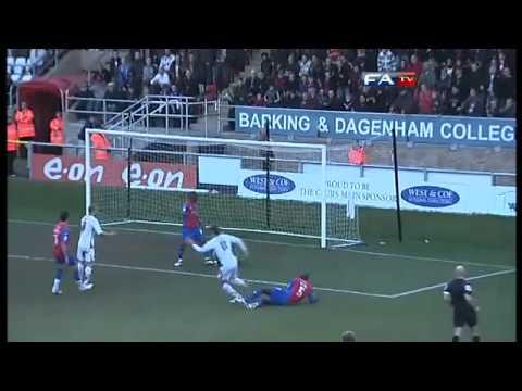 Dagenham & Redbridge 1-1 Leyton Orient - The FA Cup 1st Round - 06/11/10