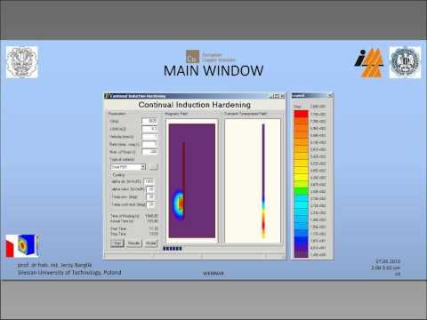 Induction Surface Hardening