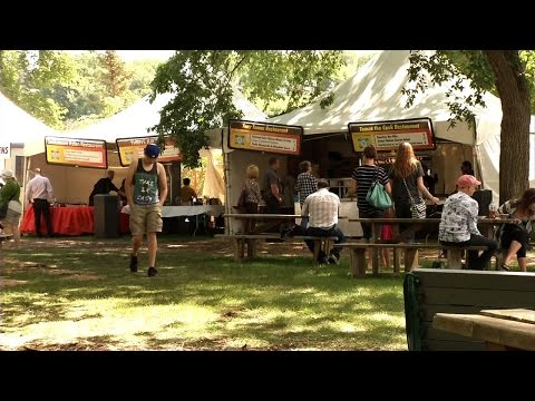 Shaw TV Saskatoon: A Taste Of Saskatchewan Food Festival 2016