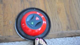O-Duster Robotic Floor Cleaner