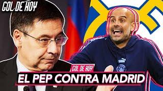 ESTALLA polémica por el VAR en ESPAÑA   Presión del PEP a la UEFA   #goldehoy