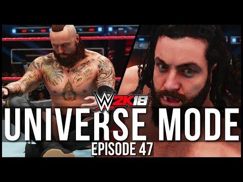WWE 2K18 | Universe Mode - 'BLACK HAS ARRIVED!' | #47