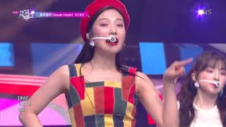 Download Mp3 음파음파  Umpah Umpah  - 레드벨벳 Red Velvet   뮤직뱅크 Music Bank  20190830