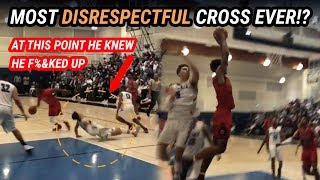 Shareef O'Neal & DJ Houston DESTROY ANKLES With Nate Robinson & Rachel DeMita Watching 😱