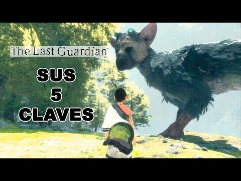THE LAST GUARDIAN Las 5 claves de Trico VR_JUEGOS