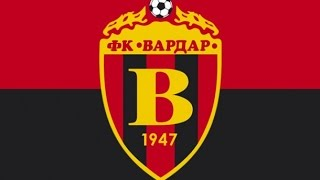 Vardar Skopje vs Shkendija full match