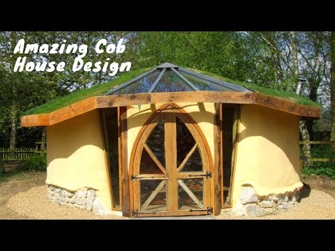 Amazing Cob House Design Ideas! | Clever Cob House Design Ideas!