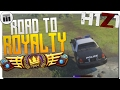 Live - The Sniper, Die - The Sniper - H1Z1 KotK Road To Royalty Ep 5! (King Of The Kill Gameplay)