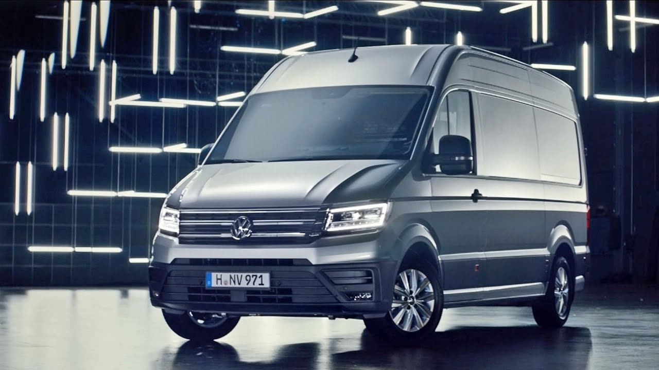 2017 volkswagen crafter official launch - youtube