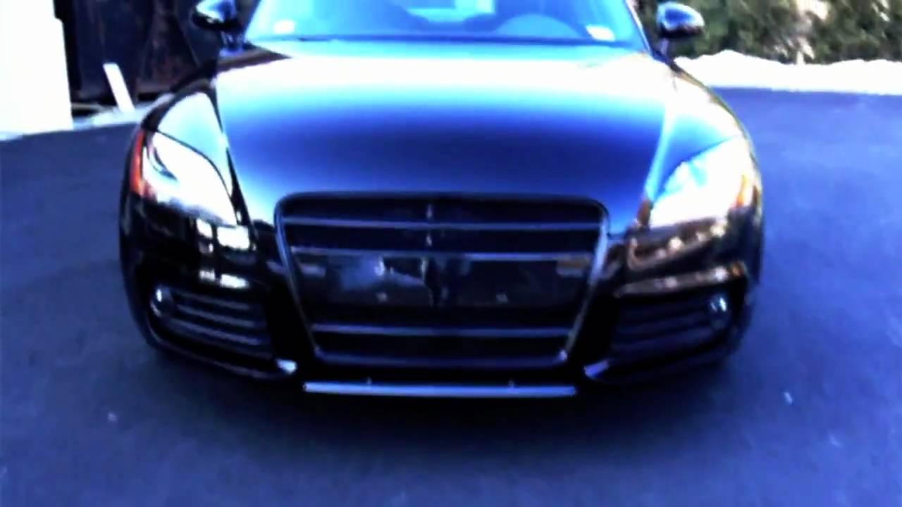 Audi Tt Fk Grill Youtube