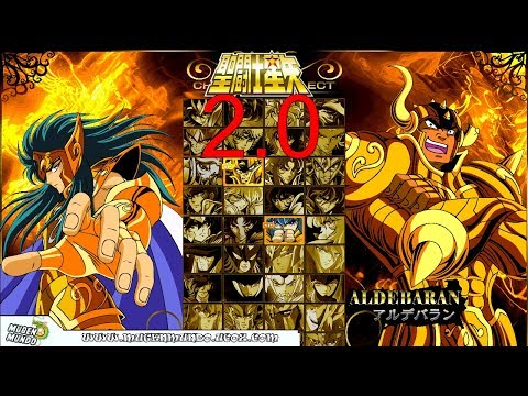 cavaleiros do zodiaco mugen 2.0