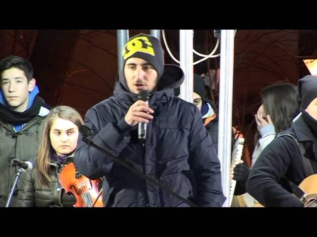 Gambatesa maitunat 1-1-2015: maitunat Antonio Amorosa