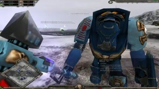 Dawn of war soulstorm multiplayer-3v3