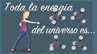 Toda la energía del universo es... - George Zaidan y Charles Morton