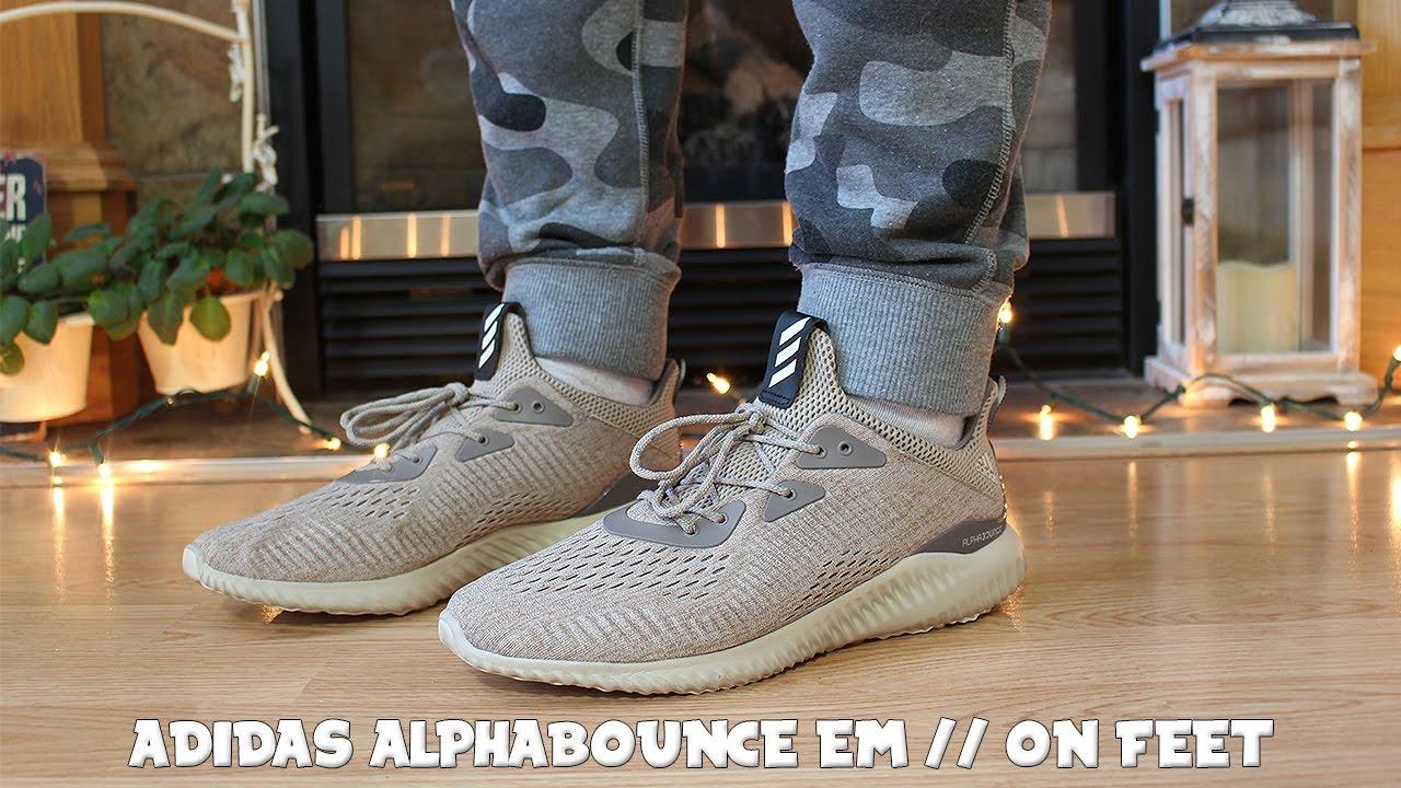 8bfddf1f2 Adidas AlphaBounce EM