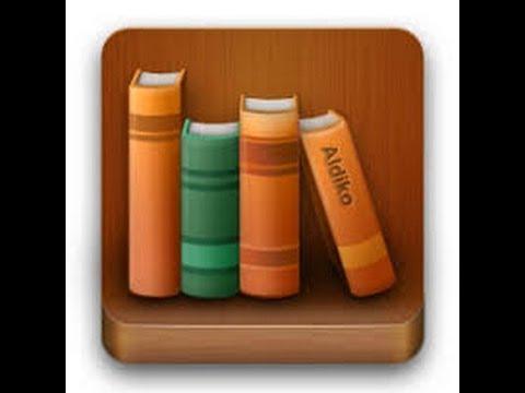 aldiko book reader login