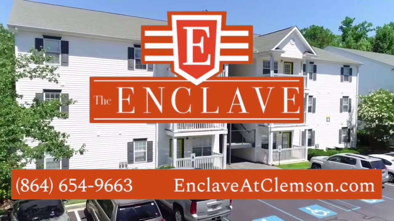The Enclave Apartments in Clemson- Your Search Ends Here ...