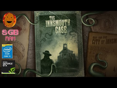 The Innsmouth Case Gameplay - Perfect game for low end PC |