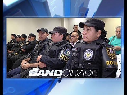 Audiência discute liberar porte de armas para guardas municipais