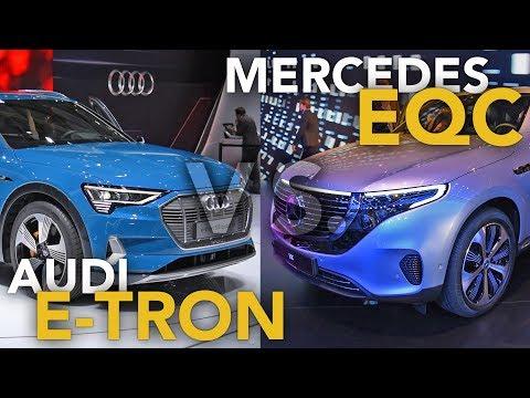 Mercedes-Benz EQC vs. Audi E-Tron Spec Sheet Comparison - 2018 Paris Motor Show
