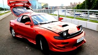 Toyota Celica T180 - Глав тест-драйв / Glav Test Drive(Подписка на канал – https://goo.gl/vcHDsO По всем вопросам рекламы и сотрудничества обращайтесь: 178mamonov@mail.ru https://vk.com/..., 2016-06-26T14:12:16.000Z)