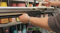 Machine Knit - Online Course by knitdesigncourses.com