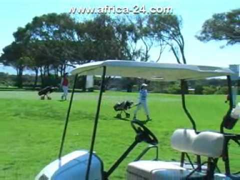 Rondebosch Golf Club Cape Town - Africa Travel Channel