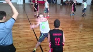 BC Sport Talents vs BC Lokomotiv - boys-U16 - 2015-2016